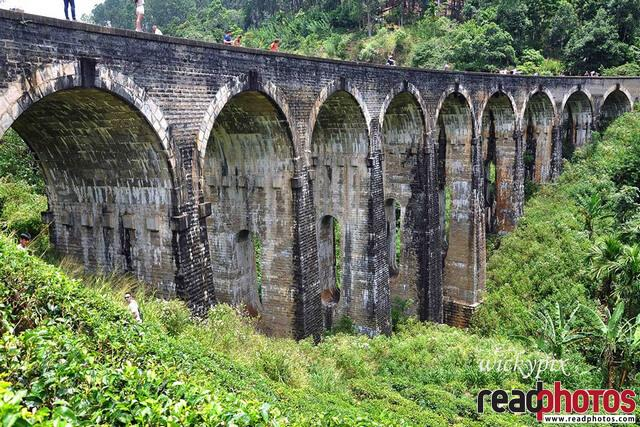 9 arches bridge, Sri Lanka   - Read Photos