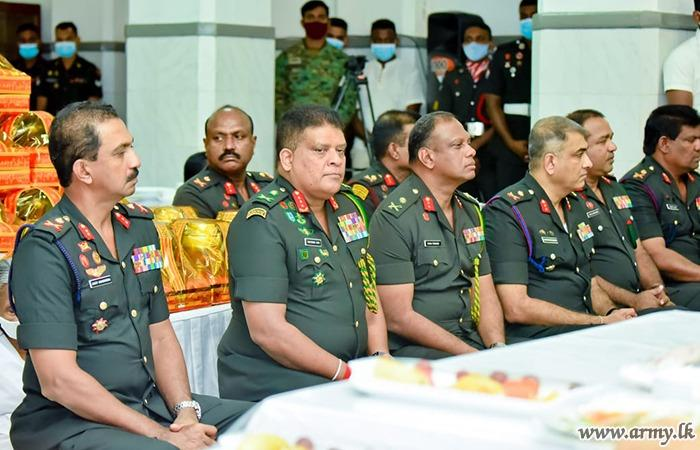 71st Army Anniversary Commemorations