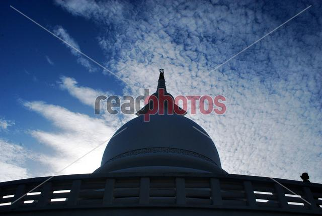 Japan peace pagoda (5), Unawatuna, Galle in Sri Lanka - Read Photos
