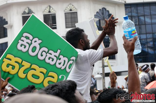 UNP protest Kolluptiya 2018 (3) - Read Photos