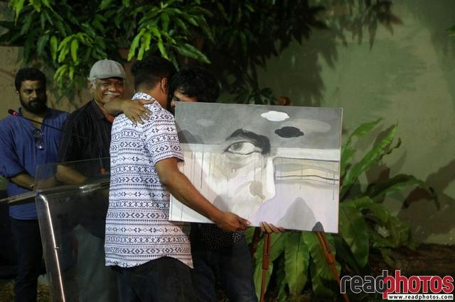 Kopi Handawa - Ceremony to tribute Jayalath Manorathne