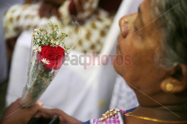 Valentine Day for Families of the Disappeared in Sri Lanka 2018 - Read Photos