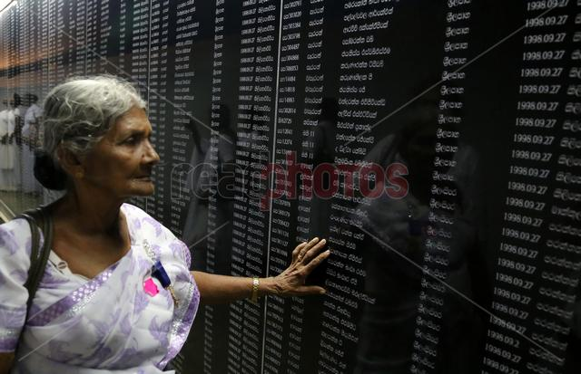 War hero memorial, Sri Lanka - Read Photos
