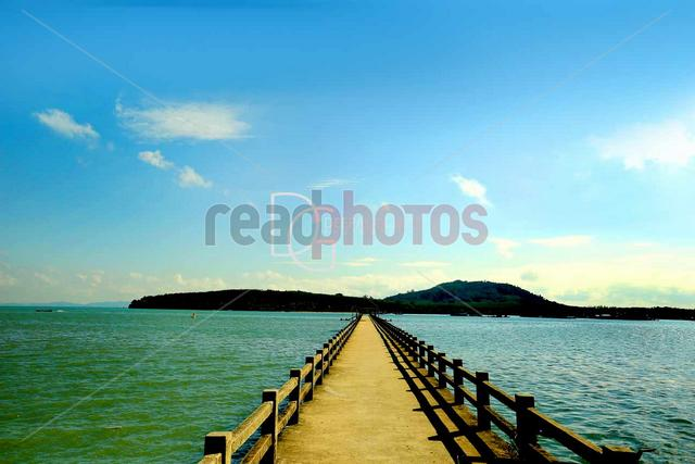A bridge, Phuket island, Thailand  - Read Photos