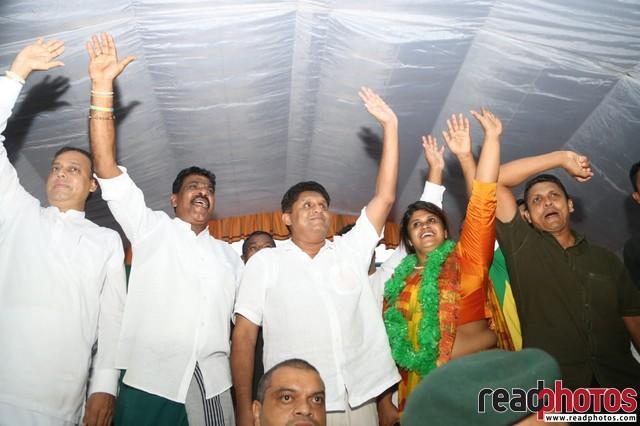 SJB election campaign - Sajith Premadasa at Tissamaharama on 25/07/2020
