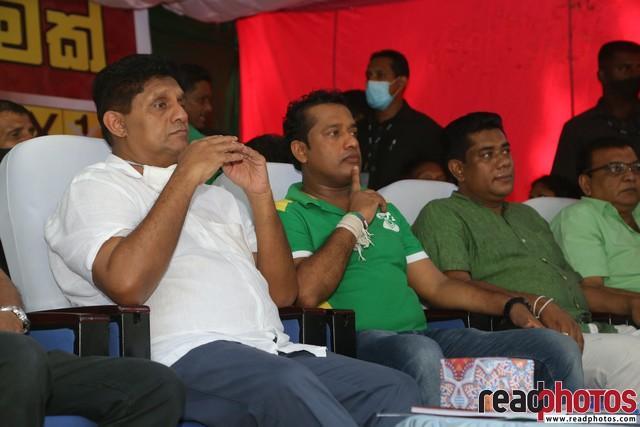 SJB election campaign - Sajith Premadasa at Rambukkana on 15/07/2020