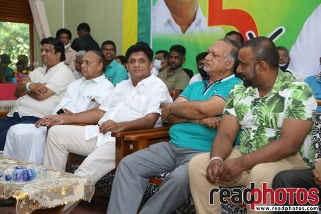 SJB election campaign - Sajith Premadasa at Viyaliwa on 23/07/2020