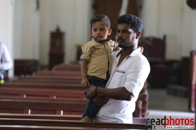 Memorial mass of 21st attack victims, Sri Lanka (2)