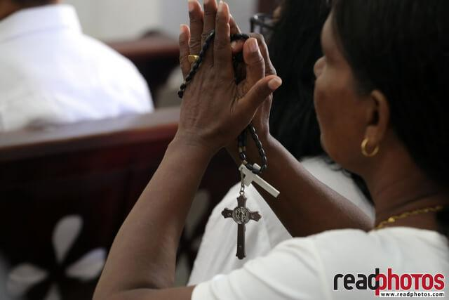 Memorial mass of 21st attack victims, Sri Lanka (12) - Read Photos