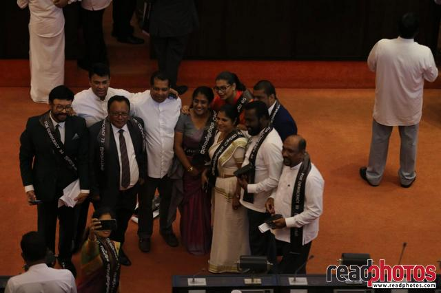 Parliament session November 2018, Sri Lanka (5) - Read Photos