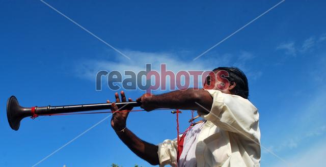 Nadaswaram flute, Jaffna in Sri Lanka