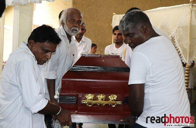 Premapaa Hewabatagamage funeral (3) - Read Photos