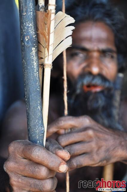 Indigenous people in Sri Lanka - Read Photos