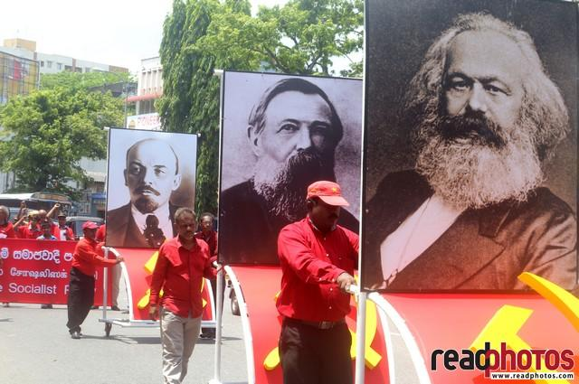Socialism  rally, Sri Lanka (3) - Read Photos