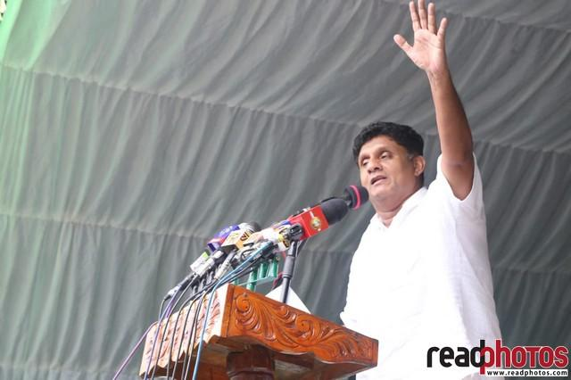 SJB election campaign - Sajith Premadasa at Kolonna on 28/07/2020