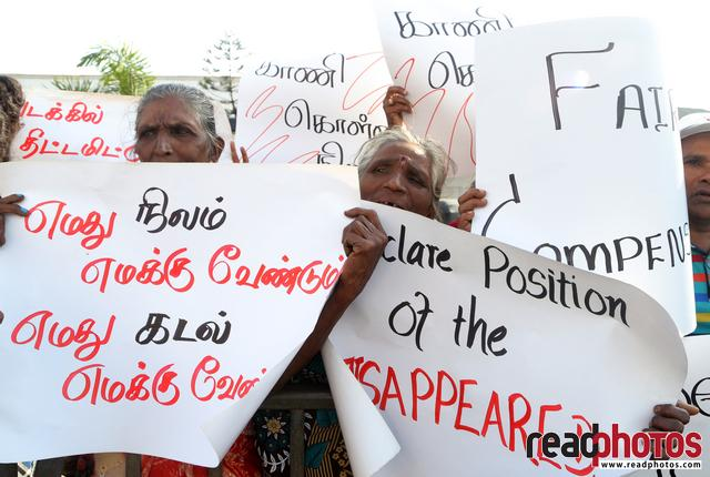 Protest at Pettah, Sri Lanka 2018 (3)