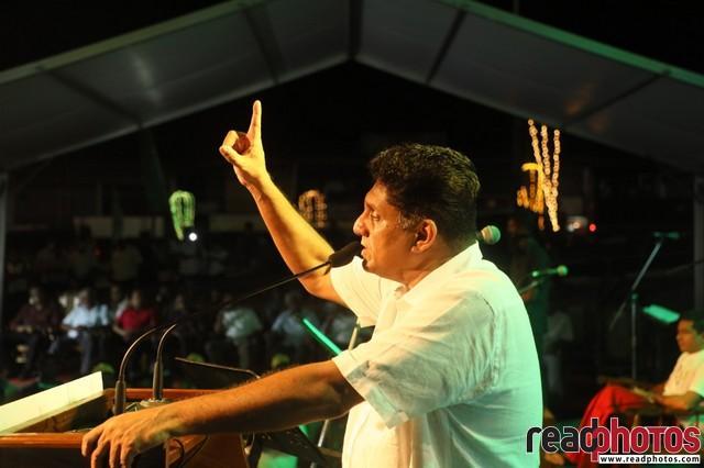 SJB election campaign - Sajith Premadasa at Kaduwela on 31/07/2020