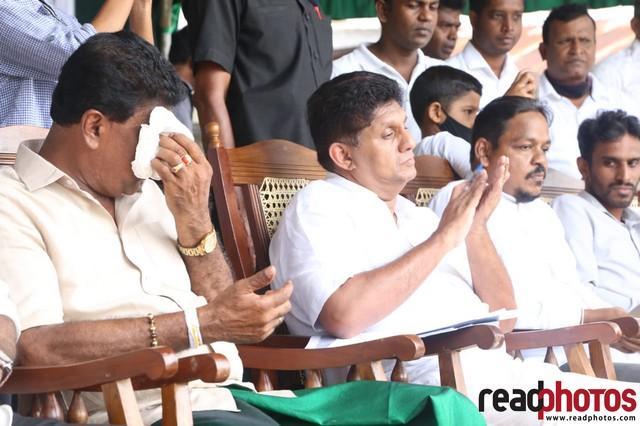 SJB election campaign - Sajith Premadasa at Agunakolapalassa on 28/07/2020