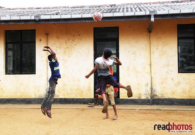 Children Playing - Read Photos
