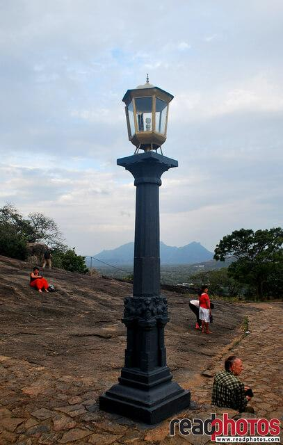Light poles, Sri Lanka