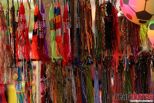 Friendship bands to sell, Sri Lanka