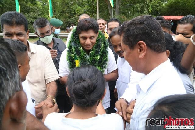 SJB election campaign - Sajith Premadasa at Suriyawewa on 28/07/2020