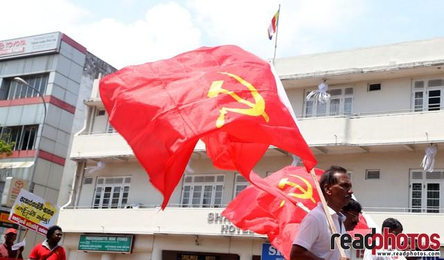 Socialism  rally, Sri Lanka (2)