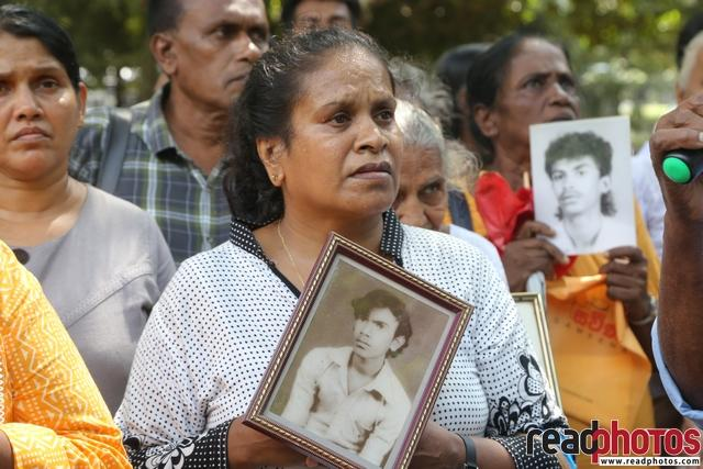 Ahimikala Adaraya-Remembrance of the lost and killed - Read Photos