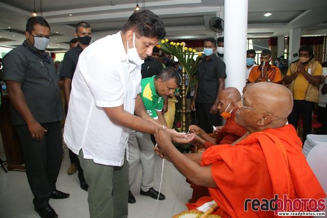 SJB election campaign - Sajith Premadasa at Kotmale on 15/07/2020