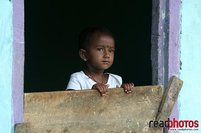 Little girl, Thalawakale, Sri Lanka (4)