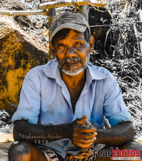 Mature Man, Sri Lanka - Read Photos