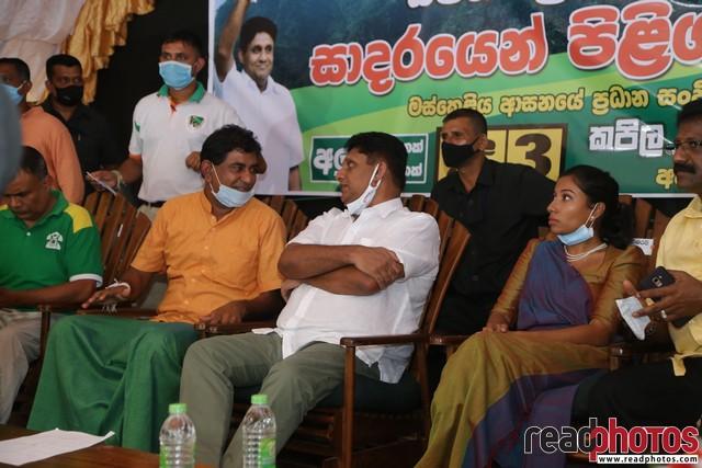SJB election campaign - Sajith Premadasa at Maskeliya on 15/07/2020