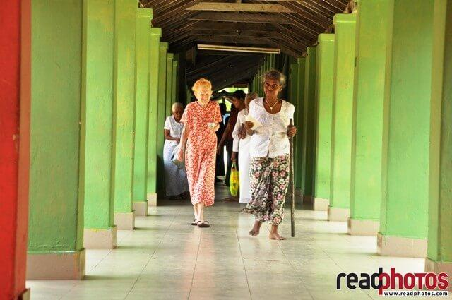 Elders home, Sri Lanka