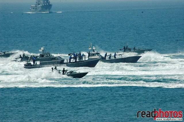 Navy fleet, Sri Lanka - Read Photos
