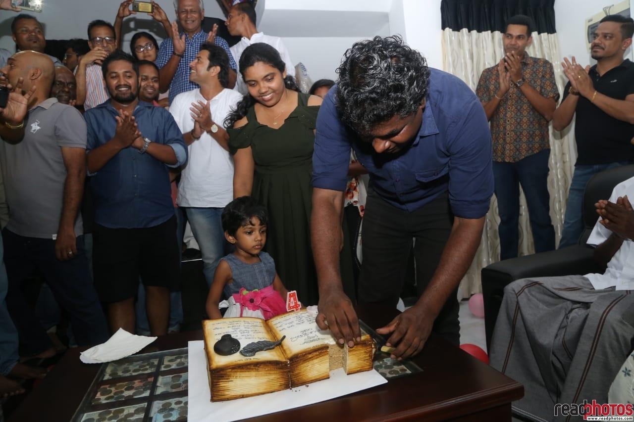 Suprise Birthday Party of Prasad Masimbula
