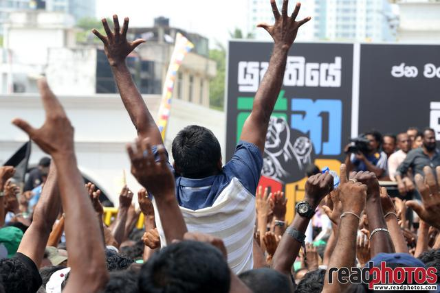 UNP Protest Kollupitiya 2018 (1) - Read Photos
