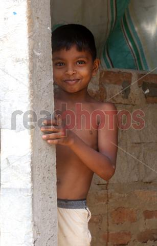 Children, Chilaw (3) in Sri Lanka
