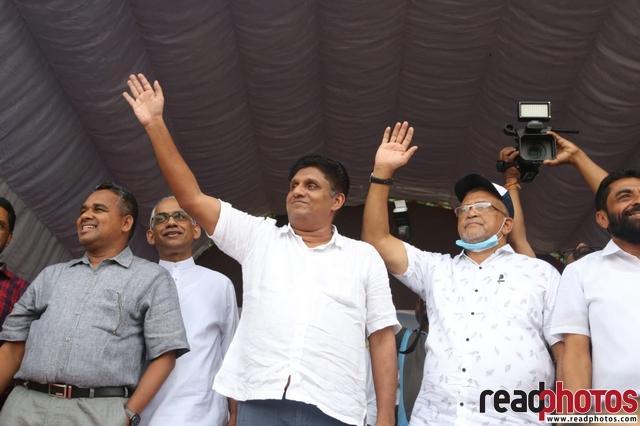 SJB election campaign - Sajith Premadasa at Mutur on 03/07/2020