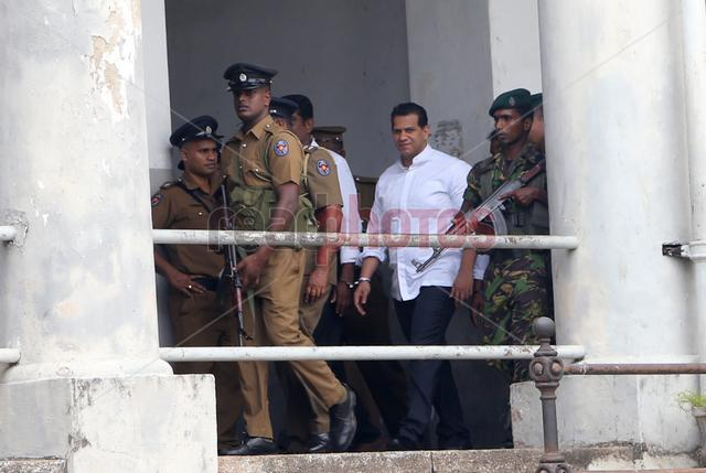 Former MP Duminda Silva after Capital Punishment  - Read Photos