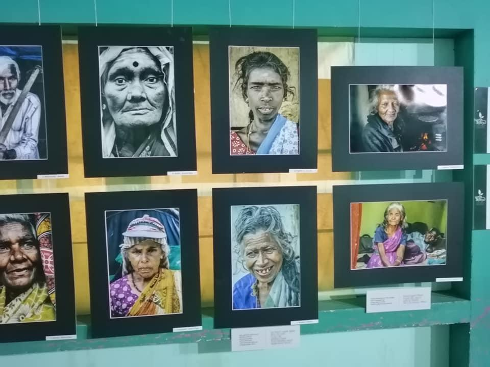 Photo exhibition for 100 pictures of the Tamil community of the hill country - Badulla