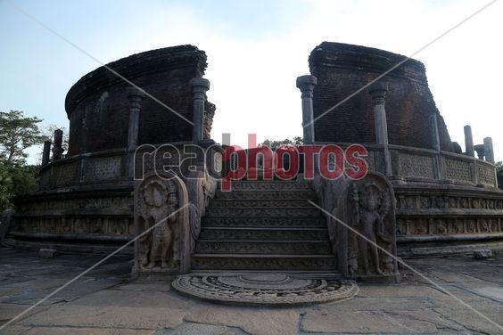 Watadageya, Polonnaruwa, Sri Lanka