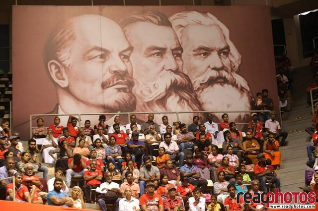 Front Line Socialist Party assembly 2019