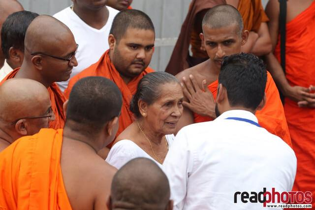Gnasara thero releasing day 2019 (6) - Read Photos