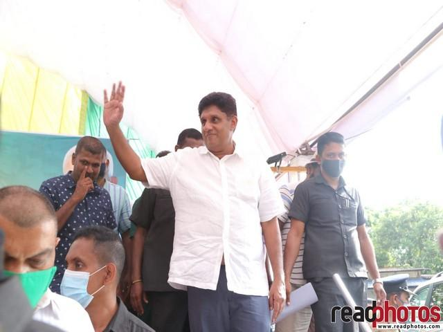 SJB election campaign - Sajith Premadasa at Rakwana on 22/07/2020