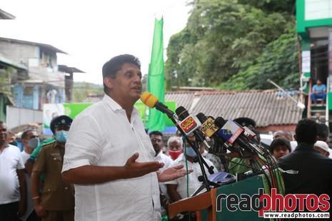 SJB election campaign - Sajith Premadasa at Yatinuwara on 24/07/2020