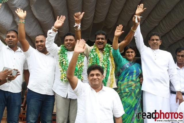 SJB election campaign - Sajith Premadasa at Walasmulla on 28/07/2020