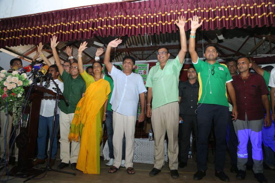 SJB election campaign - Sajith Premadasa at Ruwanwella on 07/07/2020