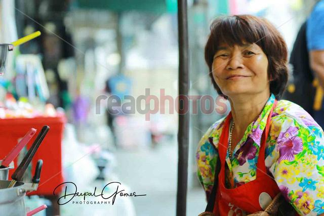 Thailand happy women