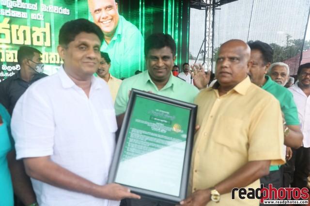 SJB election campaign - Sajith Premadasa at Kalutara on 31/07/2020