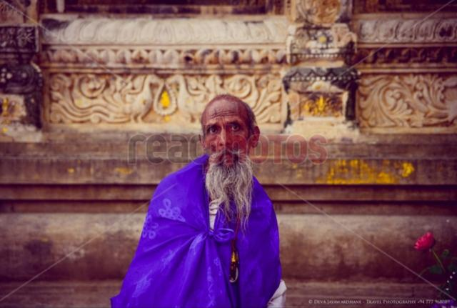 Old man, Indian